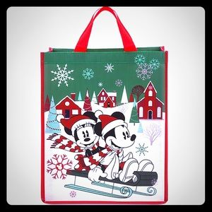 Mickey and Minnie Reusable Tote or Gift Bag